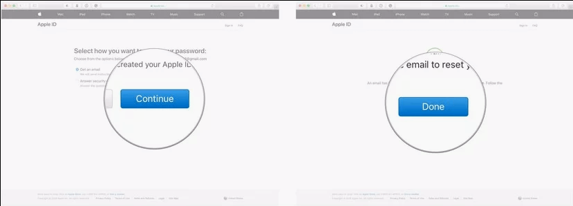 How to reset a forgotten Apple ID password_3