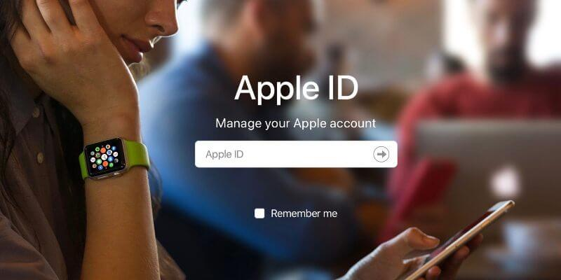 How to reset a forgotten Apple ID password